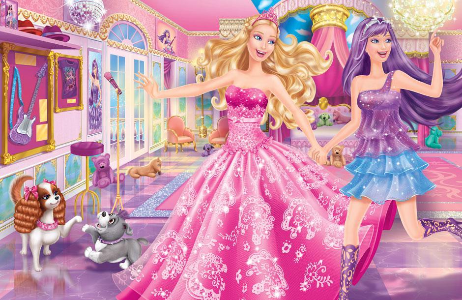 Ulkutay creative - Barbie et la princesse pop star ...